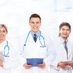 Integrantes del equipo de nefrología