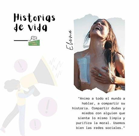 Historias de Vida: Elena
