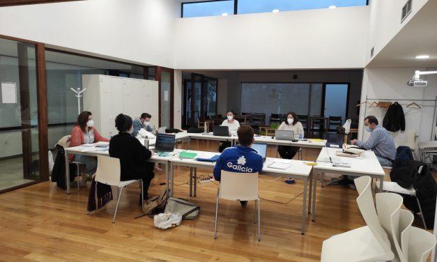 Reunión presencial del Equipo Técnico de ALCER Coruña